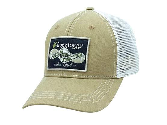 Gorra frogg toggs FUELING THE ADDICTION