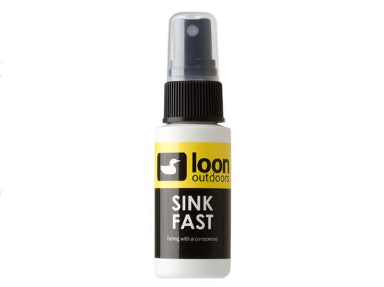 SINK FAST loon outdoors - Spray para lineas sumergidas