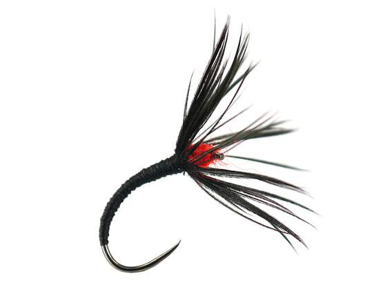 Sakasa Kebari Black Devil