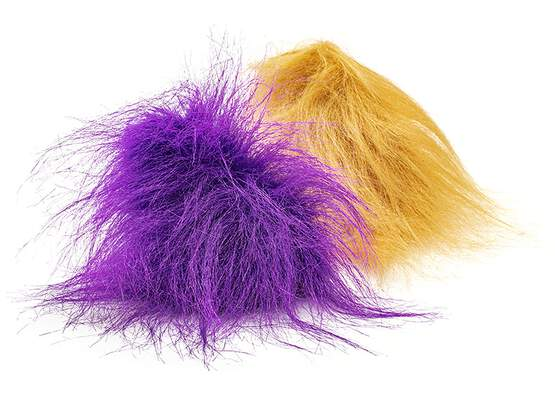 CRAFT FUR STREAMER HAIR hotfly - 60 / 70 mm