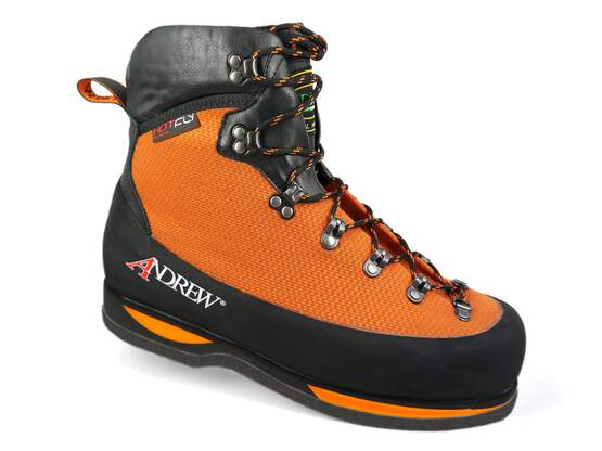 Botas de vadeo andrew CREEK ORANGE - made in Italy