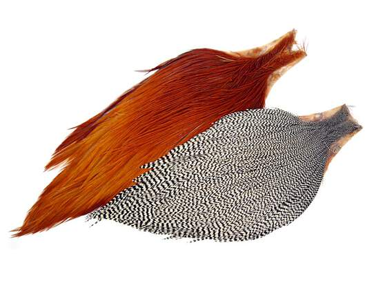 CUELLO DE GALLO keough hackles - grade 1