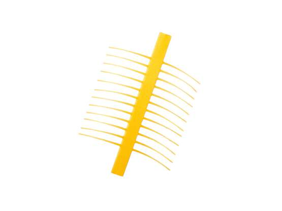 J:son Realistic tails & antennas - micro - 48 pc. - yellow