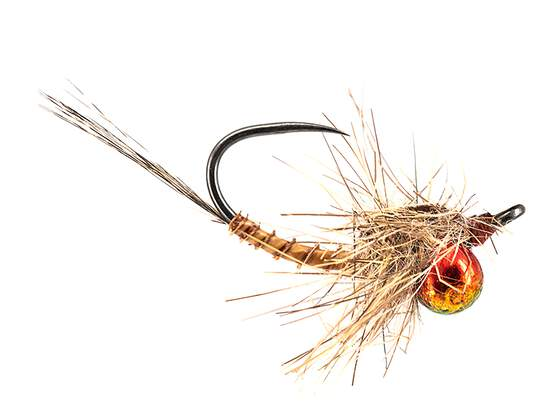 Ales Quill Evo Jig Off TG BL Brown