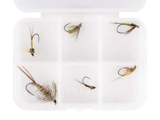 Selección moscas hotfly CLASSIC NYMPHS ESSENTIAL LTD - 6...
